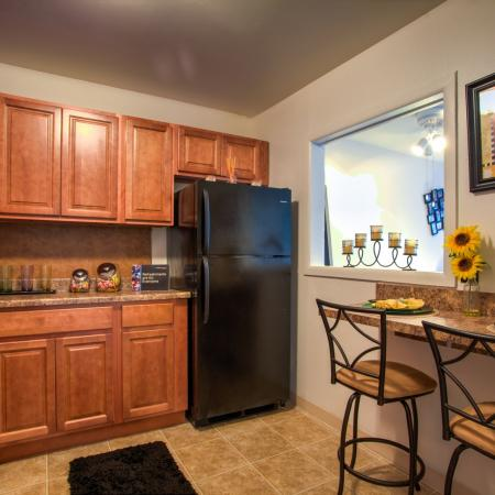 kitchen at crossing at glassboro