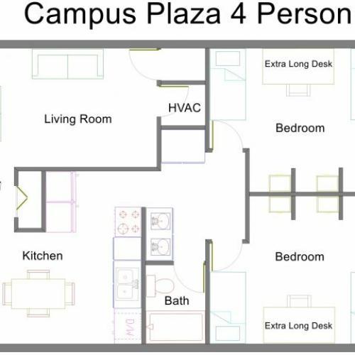 Campus Plaza Apartments