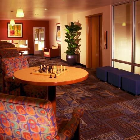 Spacious Community Club House | University Court