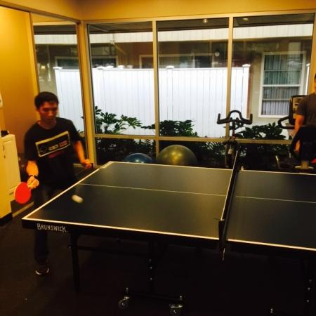 Ping Pong Tournament | Apartments in Davis | University Court