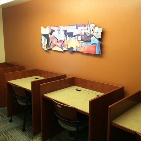 Resident Study Lounge | University Court