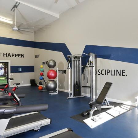 State-of-the-Art Fitness Center | Luxury Apartments In Fresno Ca | The Enclave