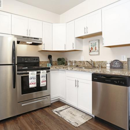 Elegant Kitchen   Sacramento Apartments   Villa Regia
