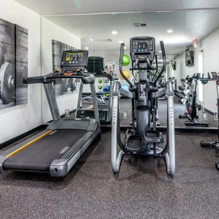 On-site Fitness Center | Davis CA Apartments For Rent | Cottages on 5th