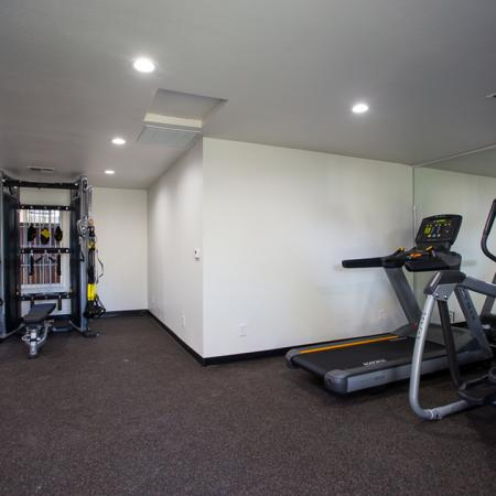 Community Fitness Center | Apartment in Davis, CA | Cottages on 5th