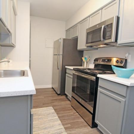 State-of-the-Art Kitchen | Sacramento One Bedroom Apartments | The Confluence