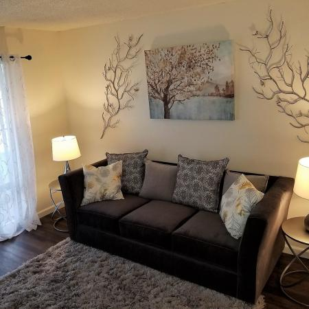 Elegant Living Room | Apartments for rent in Bakersfield, CA |