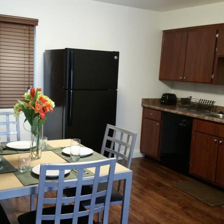 Luxurious Dining Room | Fresno CA Apartments |