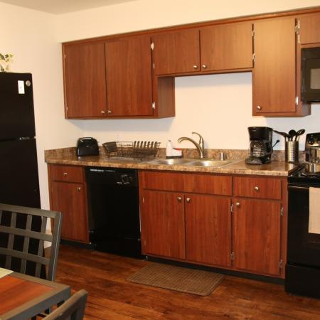 Modern Kitchen | Fresno CA Apartment For Rent |