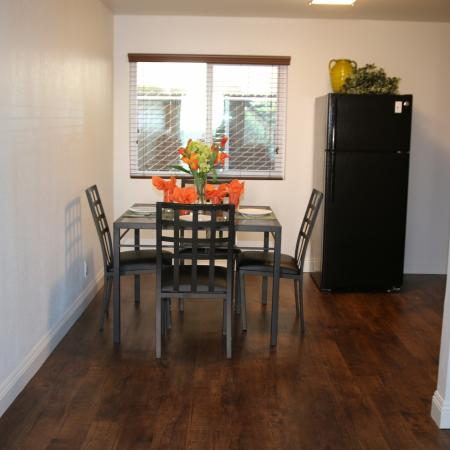 Spacious Dining Room | Apartment in Fresno, CA |