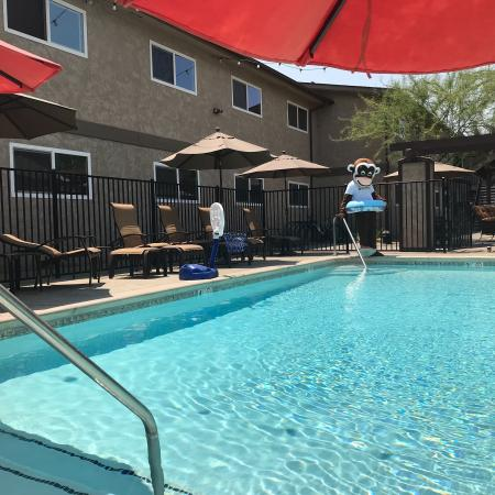Resort Style Pool | Apartments in Fresno, CA |