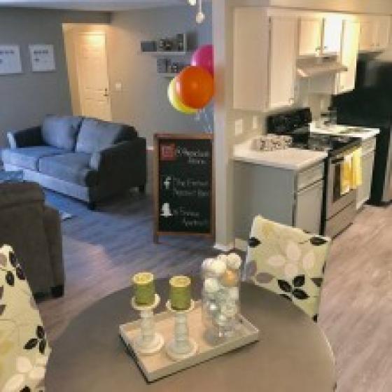 Luxury Apartments Fresno | The Enclave