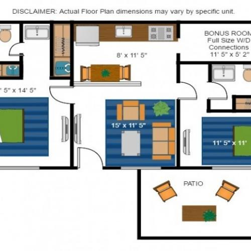 Clubside Apartment Homes