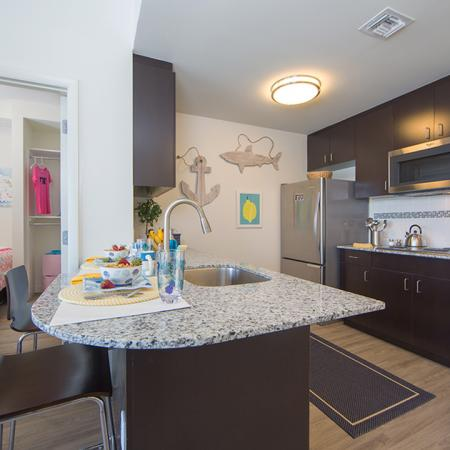 Furnished Luxury student living apartments Bayview FIU Miami
