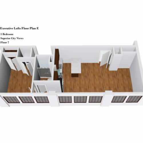 Crescendo Loft Apartments
