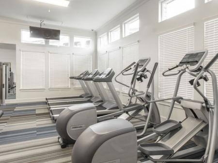 State-of-the-Art Fitness Center   Luxury Apartments In Little Elm TX   The Estates 3Eighty