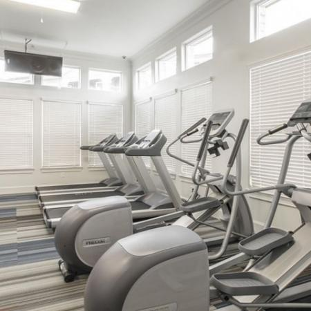 State-of-the-Art Fitness Center | Luxury Apartments In Little Elm TX | The Estates 3Eighty