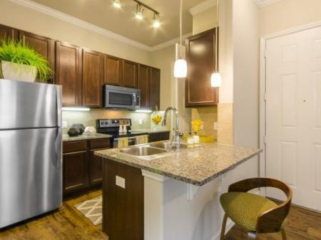 State-of-the-Art Kitchen   Apartments For Rent In Aubrey TX   The Estates 3Eighty