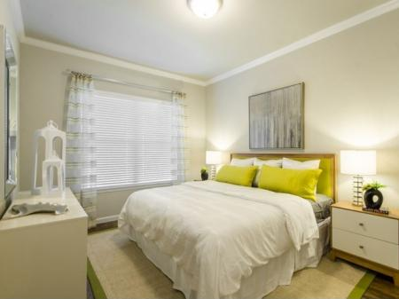 Spacious Bedroom   Apartments For Rent In Aubrey TX   The Estates 3Eighty