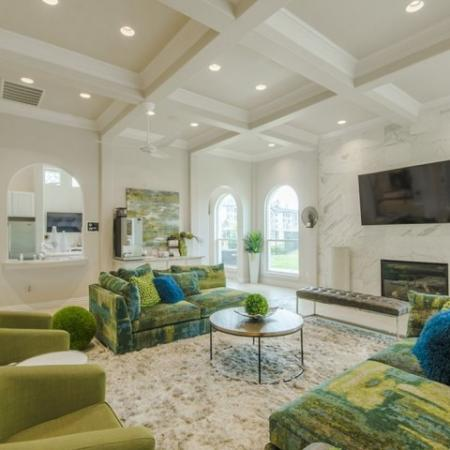 Elegant Resident Club House   Conroe Apts   The Mansions Woodland