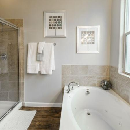Ornate Bathroom | Apartments In Conroe TX | The Mansions Woodland