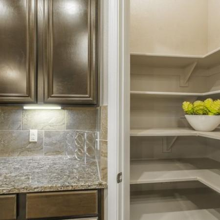Spacious Closet | Apartments In Conroe TX | The Mansions Woodland