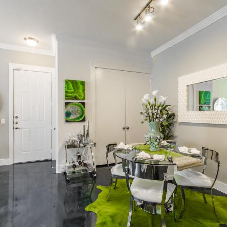 Elegant Dining Room | Seabrook Apartments TX | The Towers of Seabrook