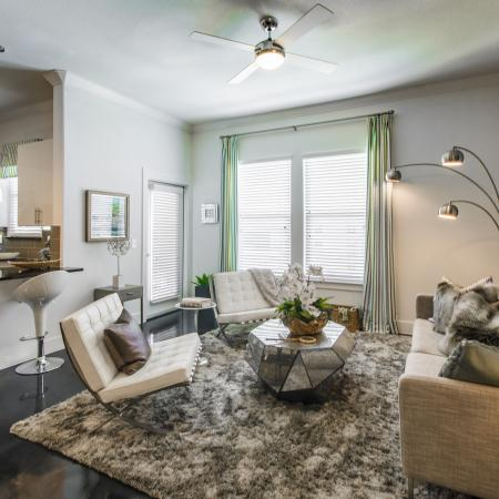 Elegant Living Area | Apartments For Rent In Seabrook TX | The Towers of Seabrook
