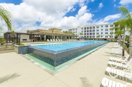 Resort Style Pool | Apartments in Seabrook TX | The Towers of Seabrook