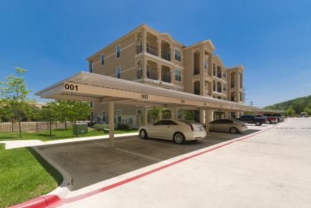 Resident Covered Parking | Apartments For Rent In San Antonio | The Estates at Briggs Ranch