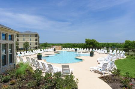 Swimming Pool | Apartments In San Antonio | The Estates at Briggs Ranch