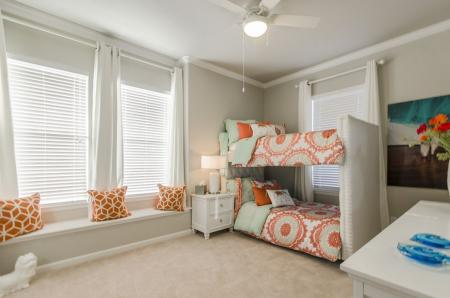 Vast Bedroom | Apartments In Pflugerville | The Mansions at Stone Hill