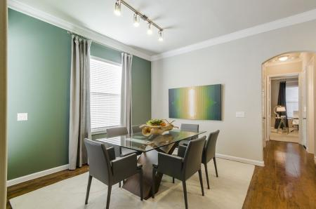 Spacious Dining Room | Pflugerville Tx Apartments | The Mansions at Stone Hill
