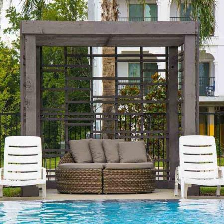Sparkling Pool | Apartments Conroe TX | The Towers Woodland