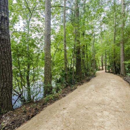 Jogging Trail | Apartments Conroe | The Towers Woodland