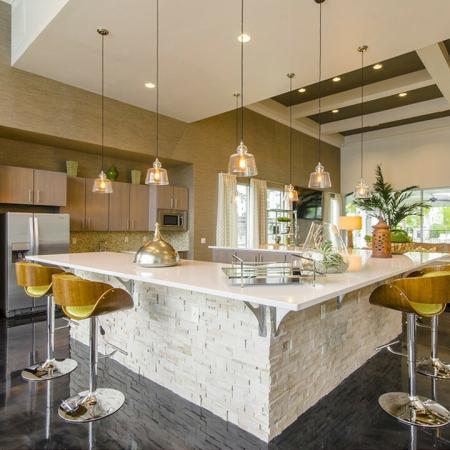 Elegant Community Club House | Apartments Conroe | The Towers Woodland