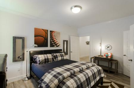 Spacious Bedroom | Apartments Conroe TX | The Towers Woodland