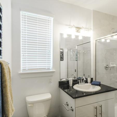 Spacious Bathroom | Apt In Conroe TX | The Towers Woodland