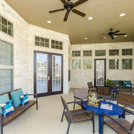 Spacious Resident Club House | Magnolia TX Apartments | The Estates Woodland