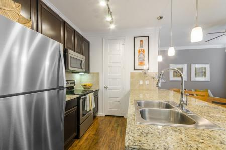 Elegant Kitchen | Luxury Apartments In Austin Texas | The Mansions at Lakeway