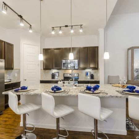 Luxurious Kitchen | Apartments In Austin TX | The Mansions at Lakeway