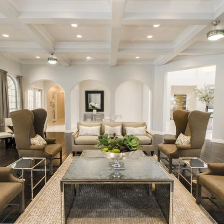 Living Room | The Mansions on the Park