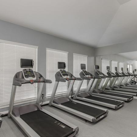 Cardio | The Mansions on the Park