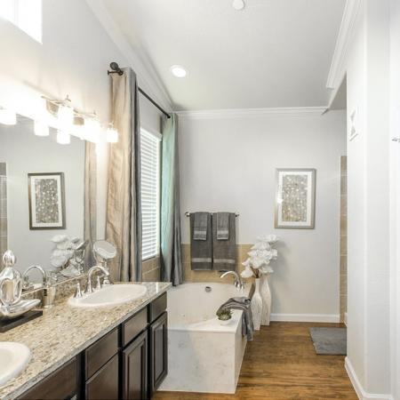 Bathroom | The Mansions on the Park