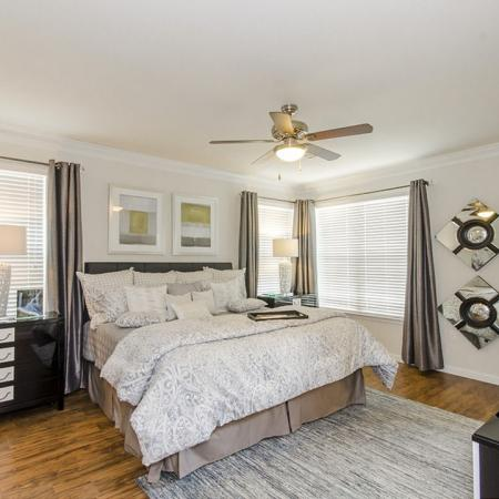 Bedroom | The Mansions on the Park