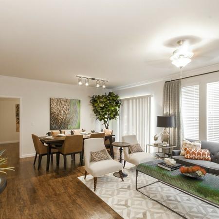 Spacious Living Room   Magnolia Apartments   The Grand Estates Woodland