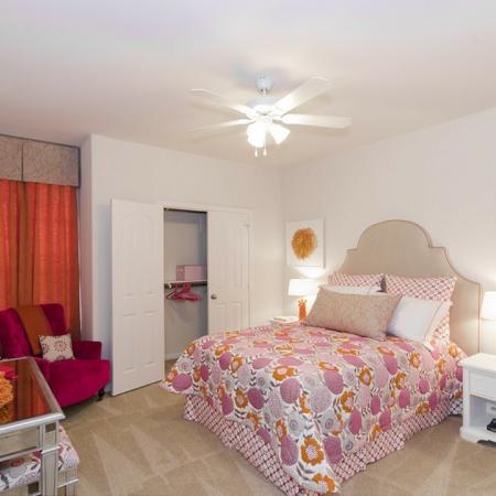 Elegant Bedroom   Apartments Near Magnolia TX   The Grand Estates Woodland