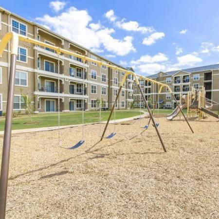 Community Children's Playground | Apartments In Magnolia | The Estates Woodland