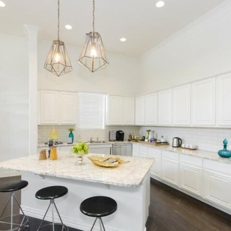 State-of-the-Art Kitchen | Apartments Magnolia| The Estates Woodland