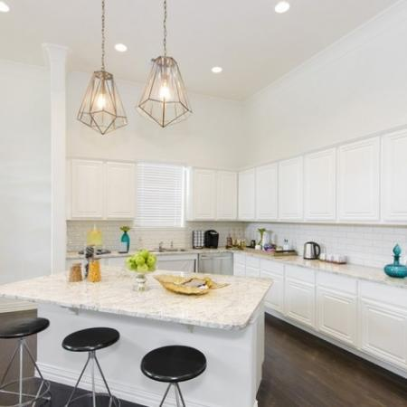 State-of-the-Art Kitchen | Apartments Magnolia| The Estates Woodland